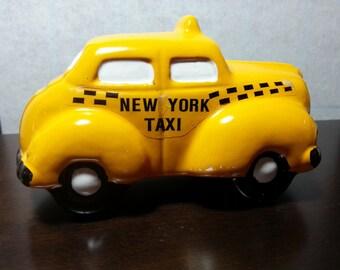 New York Taxi Coin Bank