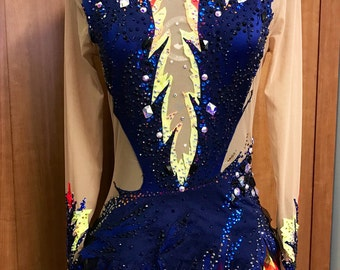 Competition Dance Costume- SOLD