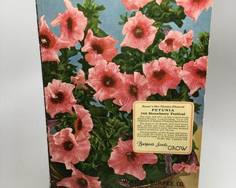 1939 Burpee Seed Catalog