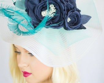 Kentucky Derby Fascinator -  BR2017-052