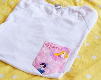 Princess Tee Pocket