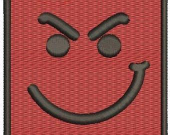 smile  Machine Embroidery designs,