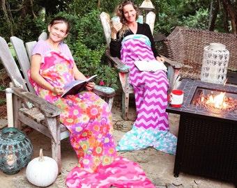 Mermaid Cozy Blanket