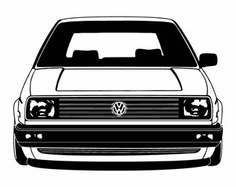 MK2 - small bumper front ends