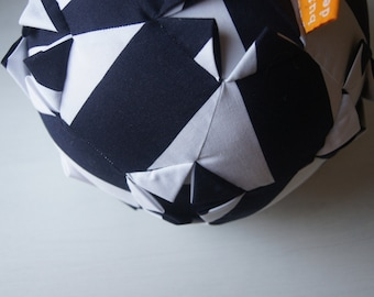 Rolly Polly: A Tactile Fabric Ball // Perfect Baby to Toddler Toy