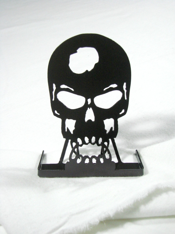 Vampire skull business card holder cnc plasma cut steel zoom magicingreecefo Choice Image