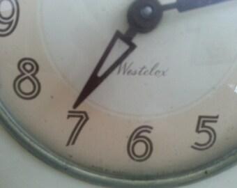 Westclox Desk or Table Clock
