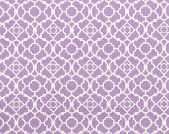 CLEARANCE Purple Decorative Pillow Cover - Purple Pillow Cover - Decorative Throw Pillow - Geometric Pillow - Violet Throw Pillow Covers