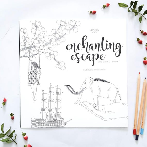 like this item - Fantasy Coloring Books For Adults