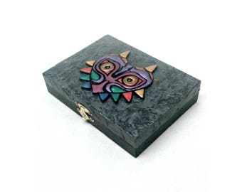 Majora's Mask Playing Card Box, Legend of Zelda box