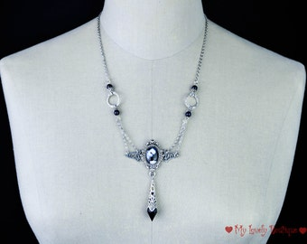 Dracula's Necklace - a tribute to Christopher Lee