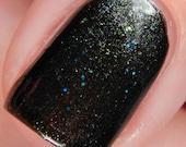 sale The Matrix M8B exclusive Nail Polish -  Large bottle - Holographic - Handmade