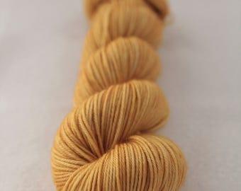 Hand-dyed yarn - sock yarn - superwash - merino - dyed-to-order - OR