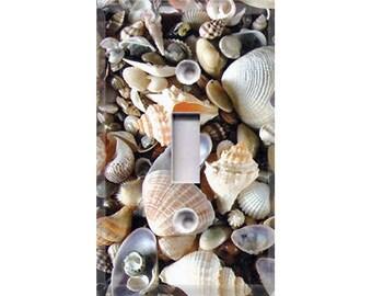Sea Shells Light Switch Cover