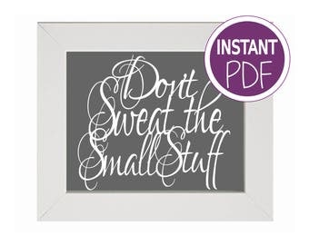 Commercial Use Papercut Template Pattern  - sell your papercuts! Don't sweat the small stuff, paper cut template stencil