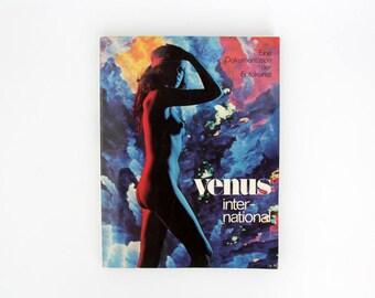 Vintage book // Venus International Eine Dokumentation der Fotokunst 1969