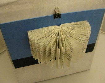 Book Burst! Altered Book Art