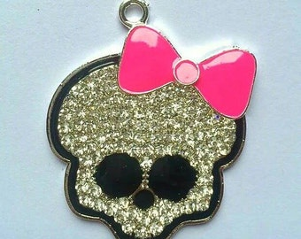 Monster High inspired  Pendant-Qty:1