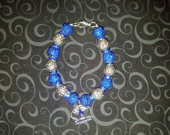 Dallas Cowboys Inspired Bracelet