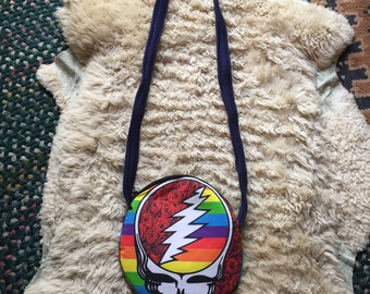 Grateful Dead Steal Your Face Purse