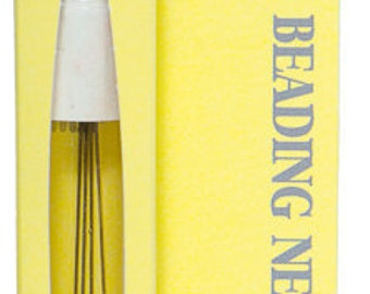 4 Tulip Beading Needles Size 11 (TBN-003e)