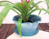 Teal Blue Green Pottery p...