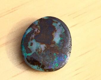 Boulder Opal 5.85ct. / Australian Solid Boulder Opal