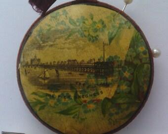 Antique Collectible Pin Cushion