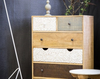 Chiffonier wood colored
