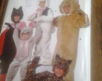 Butterick 6815, 5 Children's Halloween Costumes