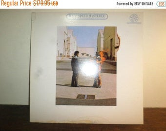 Save 30% Today Vintage LP Vinyl Record Pink Floyd Wish You Were Here MINT Condition Half Speed Mastered Edition 9471