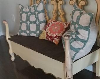 Handmade Decorative Bench