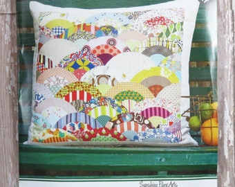 Acrylic Templates - Clam Bake Quilt Pillow - Jen Kingwell - JKD 5316 - Quilt Lovely
