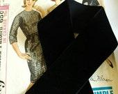 Black Velvet Ribbon for B...