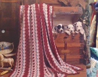 Crochet pattern package