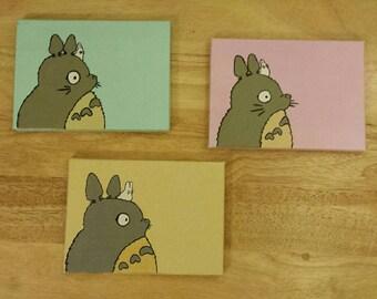 Totoro Canvas
