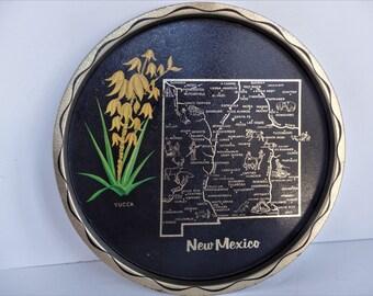 New Mexico Souvenir Tray