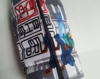 Big Hero 6 superhero toiletry bag
