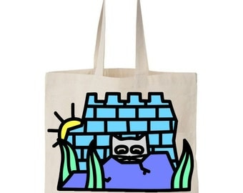 Tote bag Cool & Caché