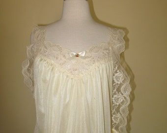 1970's vintage nightgown