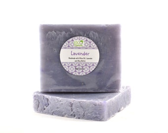 Lavender Fusion All Natural Soap Bar - 3.5oz