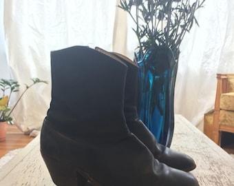 Cuban Cowboy Mod Boot