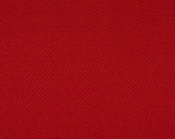Red Two Toned Dots Upholstery Fabric By The Yard | Pattern # A158