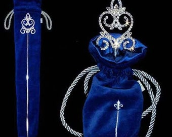 Scepter Bag - Royal Blue