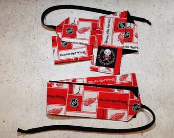 Detroit Red Wings, Wrist Wraps, WOD, Weightlifting, Athletic