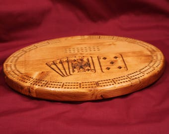 0384 Cribbage Board