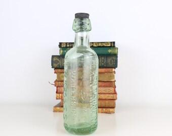 Antique Bottle Kent Mineral Waters Co New Cross S.E. London Bottle - 25cm
