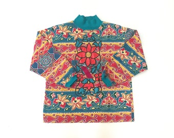 90s Express Colorful Sweater