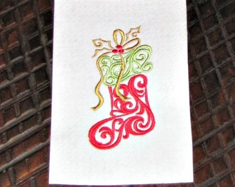 Christmas Embroidery Design