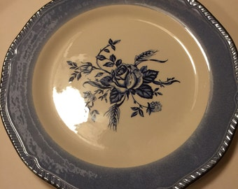 1970s Wood & Sons Plate.